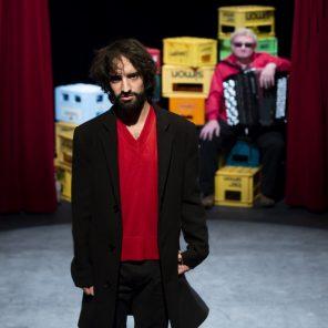 Laïka, texte et mise en scène de Ascanio Celestini, au Théâtre du Rond-Point