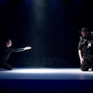 Kanjinchô, mise en scène de Kunio Kinoshita, Centre Georges Pompidou, Festival Japonisme