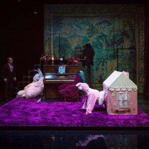 La Bonne Education, d'Eugène Labiche, mise en scène Jean Boillot, au Théâtre de la Renaissance, Oullins