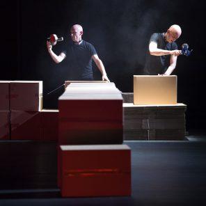 Refuge, concept & chorégraphie Vincent Dupont, à l'Atelier de Paris / CDCN