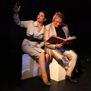 La démocratie de la peur, écrit et mis en scène par Oscar Castro, Théâtre Aleph, Ivry-sur-Seine