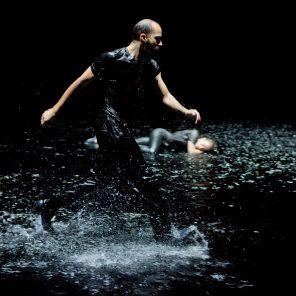 Franchir la nuit, chorégraphie de Rachid Ouramdane, Théâtre national de Chaillot / Théâtre de la Ville hors les murs