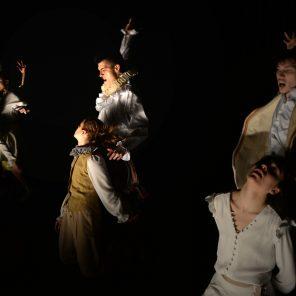 Show, de Hofesh Shechter, Théâtre de la Ville – Théâtre des Abbesses
