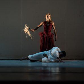 Giselle, chorégraphie de Dada Masilo, La Villette, Grande Halle