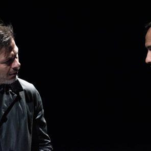 Les Ailes du Désir, d'après le film de Wim Wenders, mise en scène de Marie Ballet, au Théâtre 13-Seine