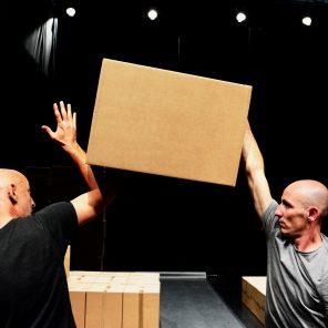 Refuge, conception et chorégraphie de Vincent Dupont, Théâtre de la Ville – Théâtre des Abbesses