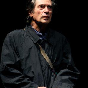 Premier amour, de Samuel Beckett, mise en scène Sami Frey, Théâtre de l'Atelier