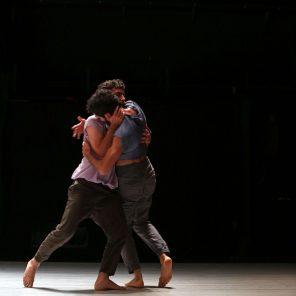 Submission, Chorégraphie Adi Boutrous, Théâtre de la Ville – Théâtre des Abbesses
