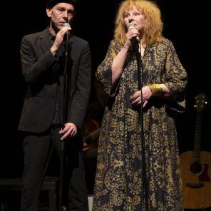 Prévert, spectacle musical avec Yolande Moreau et Christian Olivier, au Théâtre du Rond-Point