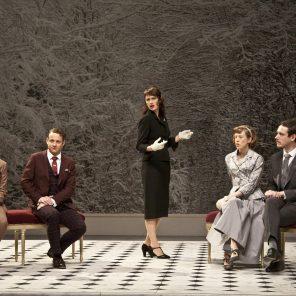 Le Misanthrope de Molière, mise en scène d'Alain Françon, au TDB, Dijon