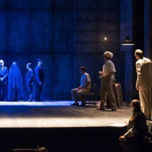 Sei personaggi in cerca d'autore, de Luigi Pirandello, mise en scène de Luca De Fusco, Athénée-Théâtre Louis Jouvet