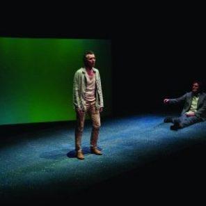 Matin et soir, d'après Jon Fosse, mise en scène d'Antoine Caubet, Théâtre de l'Aquarium