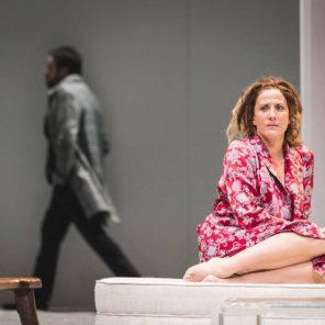 La Collection, de Harold Pinter, mise en scène Ludovic Lagarde au Théâtre des Célestins