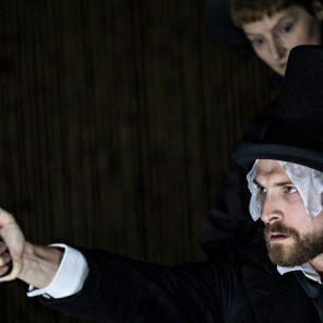 Partage de midi, de Paul Claudel, mis en scène par Eric Vigner, Théâtre de la Ville-Théâtre des Abbesses