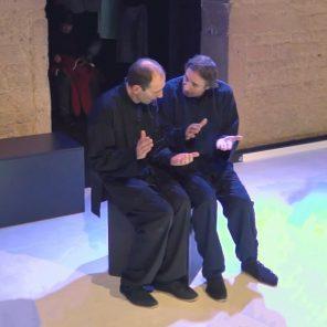 Tartuffe, de Molière, mise en scène Florence Merle, à l'Espace 44