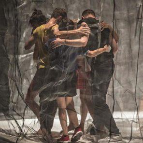 Aujourd'hui Sauvage, Chorégraphie de Fabrice Lambert, Centre Pompidou Paris