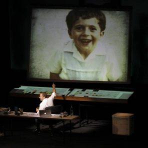 Le Livre de ma Mère, d'Albert Cohen, mise en scène de Dominique Pitoiset, au Théâtre des Célestins