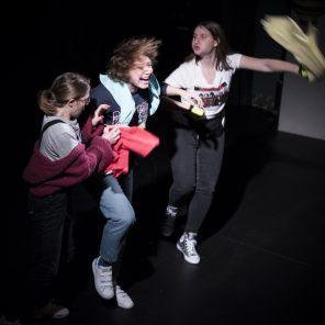 Les petites reines, de Clémentine Beauvais, mise en scène de Justine Heynemman, Scène Nationale de Mâcon