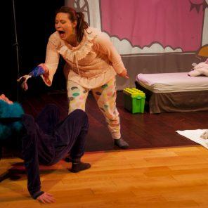 Le Cauchemar de Mia, écrit et mis en scène par Thaïs Doliget, Théâtre Pixel