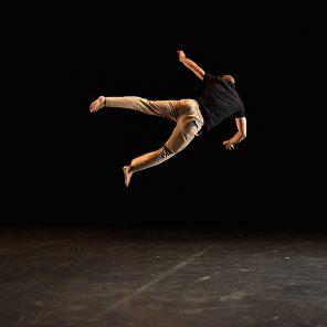 Logos, chorégraphie Adel El Shafey — Festival Printemps de la danse arabe, Institut du Monde Arabe