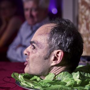 Cabaret Horrifique, mise en scène de Valérie Lesort, à l'Opéra-Comique