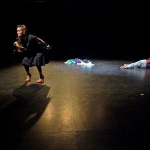Sur le pas de ta porte, chorégraphie de Selim Ben Safia - Festival Printemps de la danse arabe, Institut du Monde Arabe