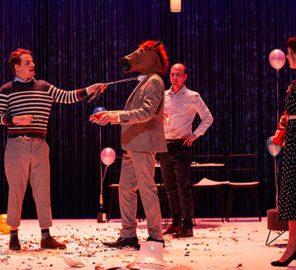 Victor ou les enfants au pouvoir, de Roger Vitrac, mise en scène de Christian Schiaretti, TNP Villeurbanne