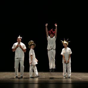 Logiqueimperturbabledufou, de Zabou Breitman, Théâtre du Rond-Point, Paris