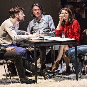 Je suis Fassbinder, de Falk Richter, mise en scène par Stanislas Nordey et Falk Richter, Théâtre du Rond-Point