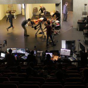 Underground, de Philippe Vincent, partition cinématographique Philippe Vincent, au Théâtre Nouvelle Génération