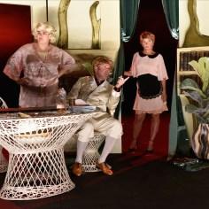 Purge, Baby, purge, d'après On purge bébé de Georges Feydeau, conçu et mis en scène par Sophie Perez & Xavier Boussiron au Théâtre Nanterre-Amandiers