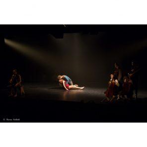 Roméo et Juliette, d'après William Shakespeare, adapté et mis en scène par Manon Montel au Lucernaire