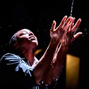Le Temps est la rivière où je m'en vais pêcher, d'après Henry James Thoreau, mise en scène David Gauchard, au Théâtre de la Croix-Rousse