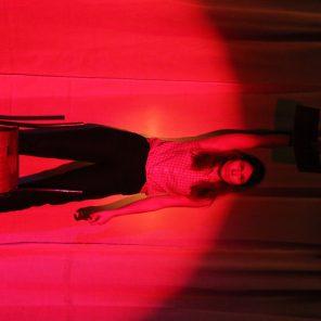 Charlotte, de David Foenkinos, mise en scène et jeu de Laurène Boulitrop, La Manufacture des Abbesses