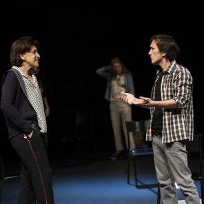 Vues Lumière, concept et mise en scène Isabelle Lafon au Théâtre National de la Colline