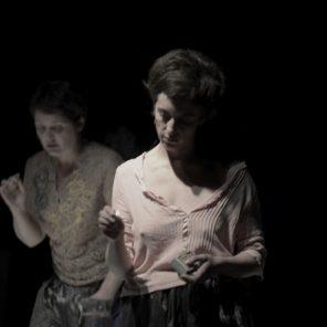 Annette oratorio, conçu et réalisé à partir des carnets d'Annette Libotte, par Pascale Nandillon et Frédéric Tétart au Théâtre des Quinconces – Le Mans
