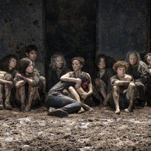 Électre / Oreste d'Euripide, mise en scène Ivo Von Hove, Comédie-Française