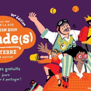 Parade(s), Festival des arts de la rue, Nanterre, 7, 8 et 9 juin 2019