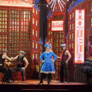 Mam'zelle Nitouche d'Hervé, mise en scène Pierre-André Weitz, Théâtre Marigny