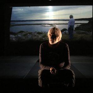 Petit éloge de la nuit, d'Ingrid Astier, adaptation et mise en scène Gérald Garutti, avec Pierre Richard, à La Scala