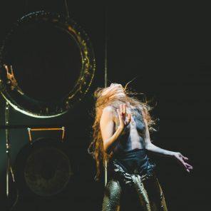 Rhein, chorégraphie de Marine Chesnais aux Ateliers de Paris Carolyn Carlson, Festival June Events