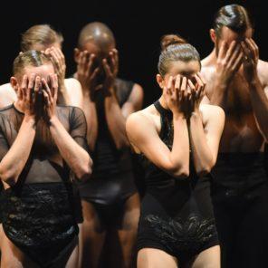 OCD Love, L-E-V Dance Company, chorégraphie de Sharon Eyal, musique Ori Lichtik, Chaillot-Théâtre National de la Danse