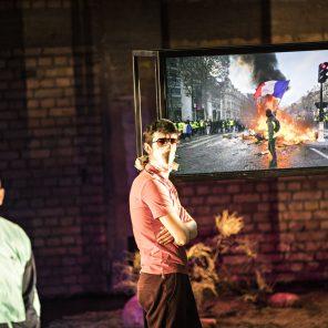 I am Europe, texte et mise en scène Falk Richter au Théâtre de l'Odéon