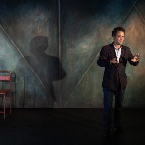 Je ne suis pas Michel Bouquet, de Michel Bouquet, mise en scène de Damien Bricoteaux, Théâtre de Poche