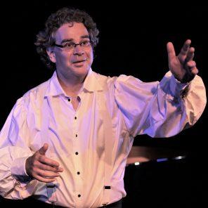 Looking for Beethoven, écrit et interprété par Pascal Amoyel, mis en scène de Christian Fromont, Théâtre Le Ranelagh