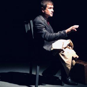 Tempête en juin et Suite française, d'après Irène Némirovsky, mise en scène de Virginie Lemoine et Stéphane Laporte, Théâtre La Bruyère