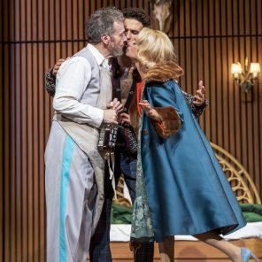 La Puce à l'Oreille, de Georges Feydeau, mise en scène de Lilo Baur, à La Comédie Française