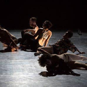 Infini, chorégraphie de Boris Charmatz, Théâtre de la Ville / Festival d'Automne à Paris