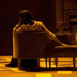 The way she dies, texte de Tiago Rodrigues d'après Anna Karénine de Tolstoï, Théâtre de la Bastille / Festival d'Automne à Paris