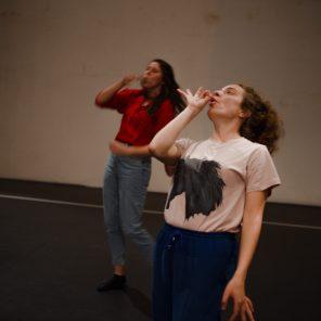 Le mariage, d'après Witold Gombrowicz, spectacle de Timeau De Keyser / Collectif Tibaldus, au Théâtre de la Bastille